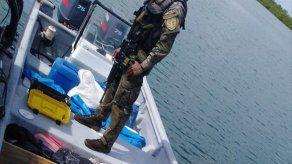 Dos colombianos condenados por tráfico internacional drogas