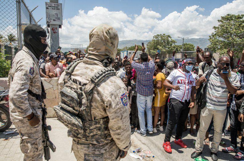 En Haití se consideraba que Barbecue era cercano al presidente Jovenel Moise