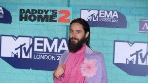 Jared Leto promete afeitarse su barba si su nuevo disco llega al número uno