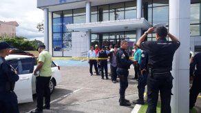 Caso de homicidio de seguridad de banco es elevado a causa compleja