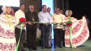 Inauguran la Feria Internacional de David
