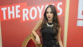 A Danna Paola la expulsaron de dos colegios por ser actriz