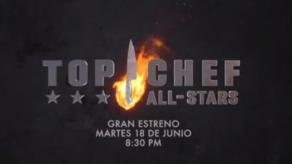 Cada vez estamos más cerca del estreno de Top Chef All Stars