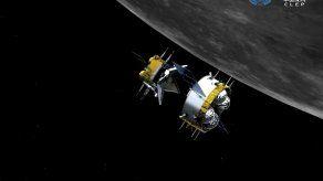Una nave china inicia el regreso a Tierra con rocas lunares