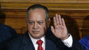 Mayoría chavista reelige a Cabello como presidente del Parlamento venezolano