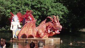 Todo listo para el Carnaval acuático en Penonomé 2017