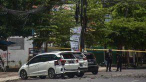 El Papa recuerda a las víctimas del atentado contra una iglesia en Indonesia