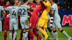 Un desastroso Atlético se complica futuro europeo tras perder 2-1 en Leverkusen