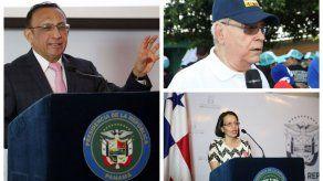 Gobierno confirma a designados para actos cívicos