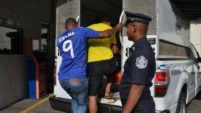 PN captura delincuentes a bordo de un taxi en San Francisco