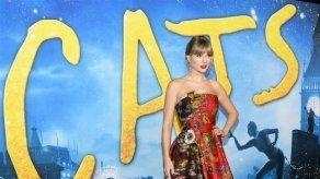 Taylor Swift contó con su propio guardaespaldas mientras rodaba Cats