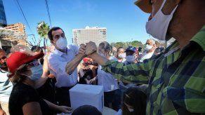 Guaidó trata de movilizar a una decepcionada oposición con una consulta en Venezuela