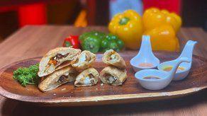 Receta de la Zambita y Poveda : Empanada de pollo