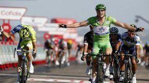 Degenkolb hace triplete de etapa en la Vuelta a España