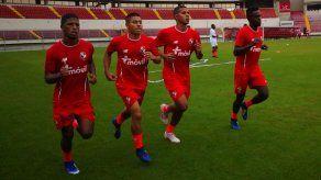 Selección Sub-22 retoma trabajos con miras a eliminatoria olímpica y Panamericanos