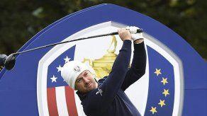 Europa domina 5-3 a EEUU tras el primer día de la Ryder Cup