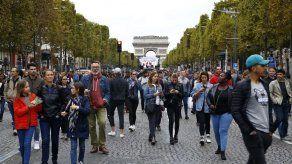 París realiza un día sin auto