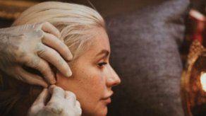 Christina Aguilera redescubre su pasión por los piercings