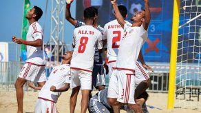 Emiratos Árabes Unidos completa grupo de Panamá en el Mundial de Fut Playa