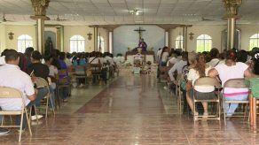 Dan el último adiós a niña de 5 años asesinada en San Miguelito