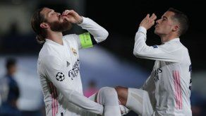 Real Madrid liquida a Atalanta