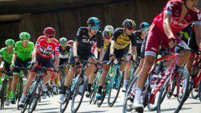 Chaves se acerca a Froome en la Vuelta a España