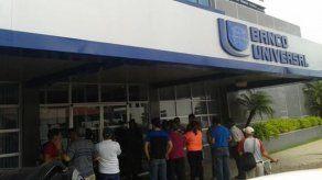 Desde este lunes clientes del Banco Universal podrán retirar hasta B/.2.500