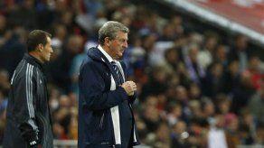 Hodgson dice que Inglaterra será un equipo ofensivo en el Mundial