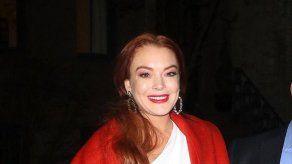 Lindsay Lohan está encantada con el compromiso matrimonial de su madre