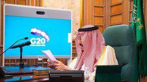Crisis de coronavirus domina cumbre del G20
