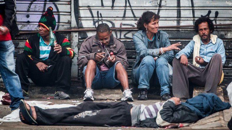 Sao Paulo desmonta favela en Cracolandia y ofrece empleo a drogadictos