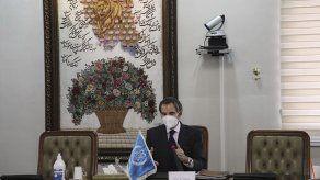 Jefe nuclear ONU visita Irán entre tensiones por supervisión