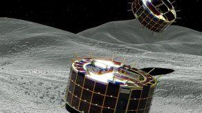 Microrrobots exploradores enviados por Japón comienzan inspección de asteroide
