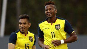 Ecuador vence 2-1 a Bolivia en partido amistoso