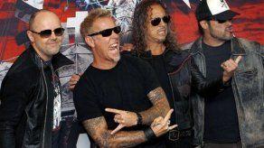 Metallica tocará en el emblemático Apollo
