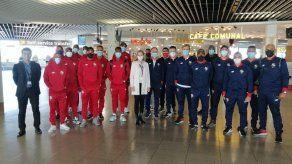 Delegación de la selección de Panamá ya está completa en Austria