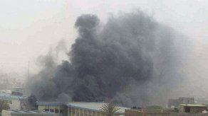 Siete muertos en atentado suicida en Comisión Suprema Electoral de Trípoli