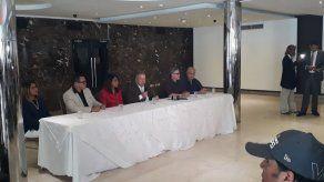 Alcalde electo Fábrega presenta plan de contingencia para evitar inundaciones en Calle Uruguay