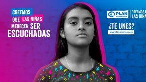 La campaña busca concienciar sobre la violencia hacia las niñas en América Latina.