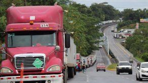 Costa Rica flexibiliza requisitos para transporte centroamericano en pandemia