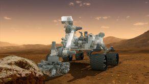 El Curiosity encuentra trazas de agua y compuestos orgánicos en Marte