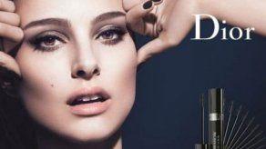 Prohibido anuncio de Dior por retocar pestañas de Natalie Portman