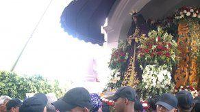 Miles de devotos de Jesús Nazareno de Atalaya le rinden honor este primer domingo de Cuaresma