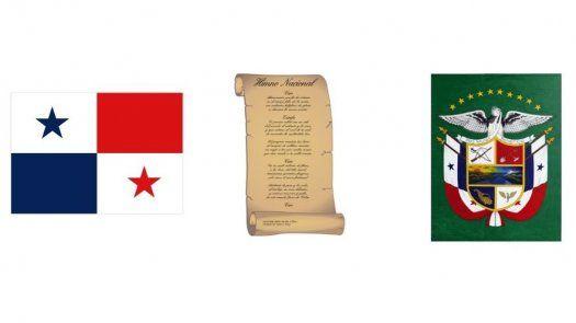 Panamá rinde honor al Día de los Símbolos Patrios