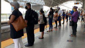 Metro de Panamá informa que operará hasta las 10:00 p.m. desde el lunes 14 de septiembre