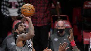 Nets superan a Hawks