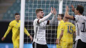 Alemania remonta 3-1 a Ucrania y se jugará el pase a la Final 4 en España