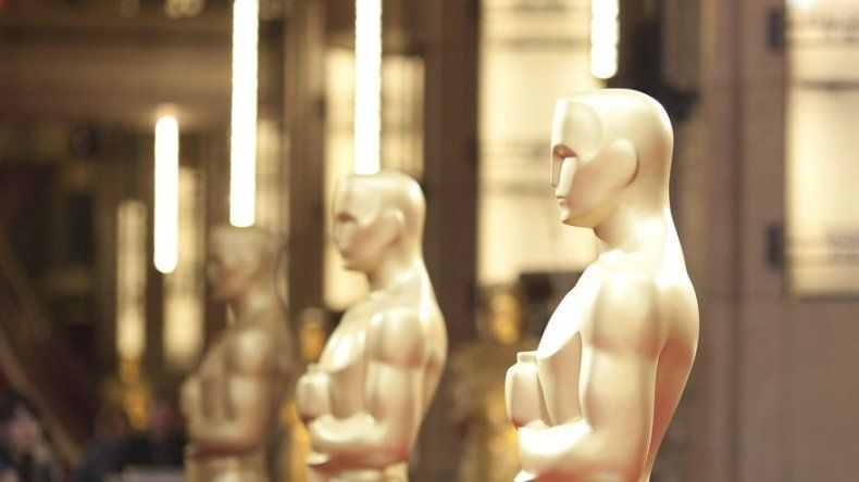 La alfombra roja de los Óscar evita la lluvia