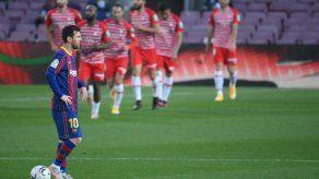 Barcelona pierde y deja escapar el liderato de LaLiga