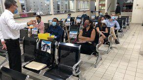 Migración decidirá esta semana sobre atención a los usuarios ante restricciones de movilidad